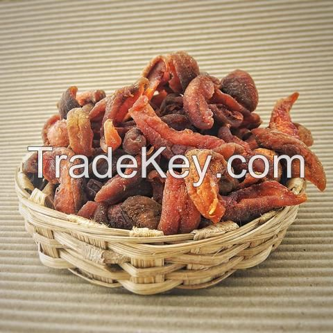 100% Dried Peaches
