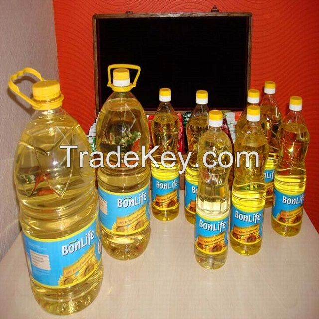 Pure Sunflower Cooking Oil
