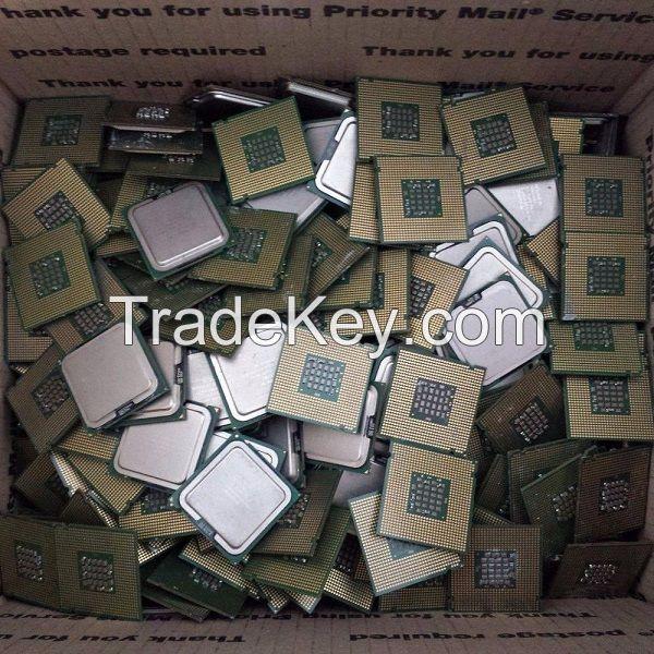 AMD 486 CPU AND 586 CPU SCRAPS
