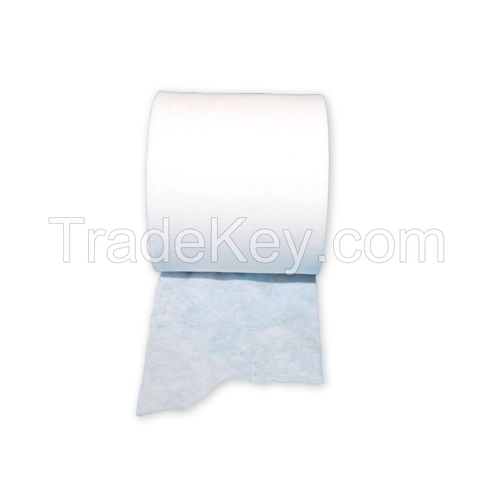 Spunbond Meltblown Spunbond nonwoven fabric100% cotton non woven