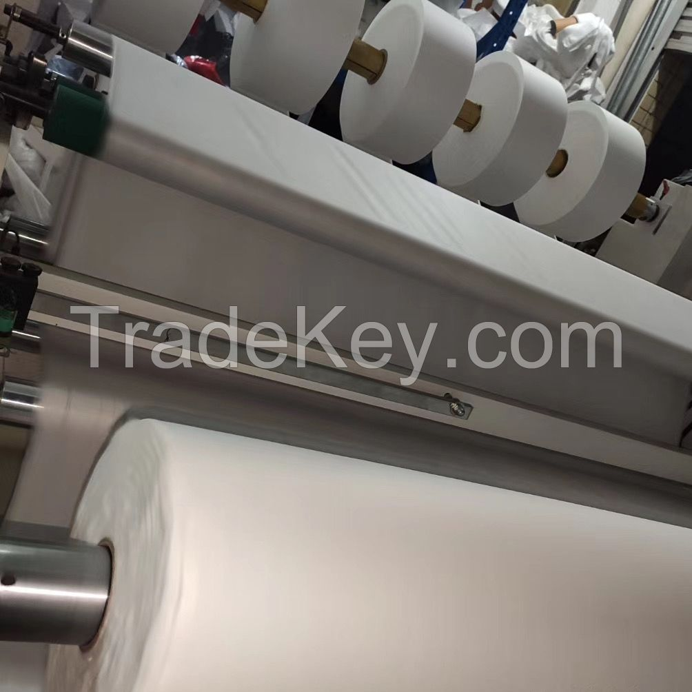 Meltblown Nonwoven Filter Fabrics