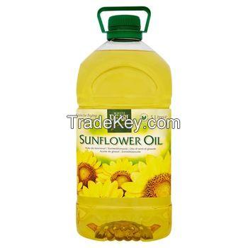 non GMO refined cooking sunflower oil
