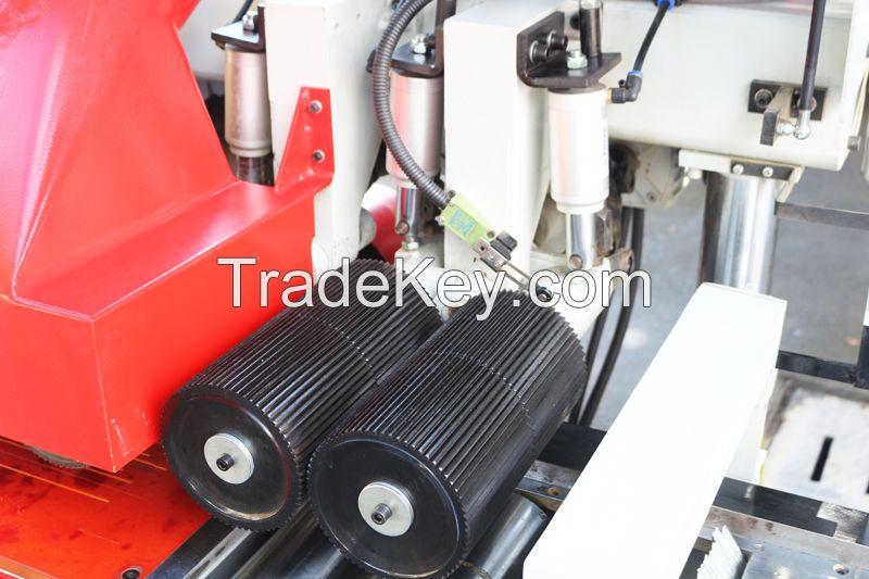 Wood circular saw machine automatic wood cross cut off saw