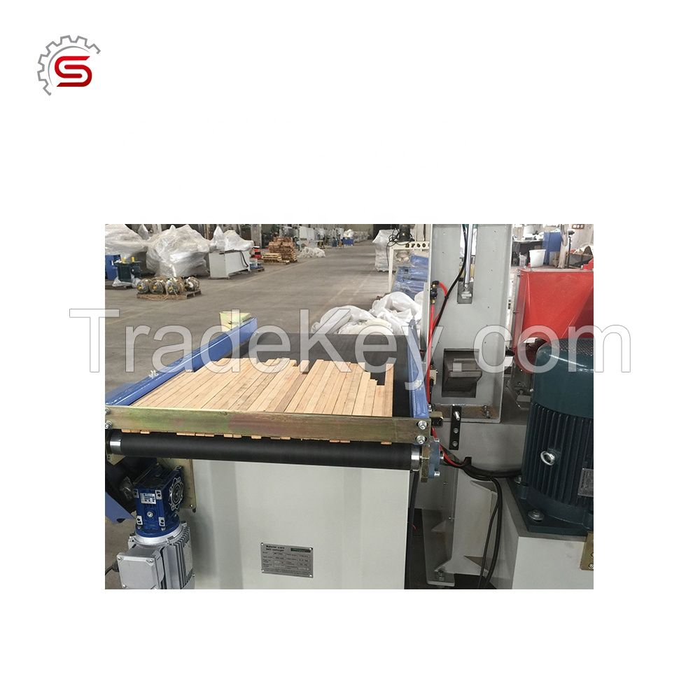 South African  Wood Automatic Finger Joint Shaper Machine MXB3515T with Good Configuration