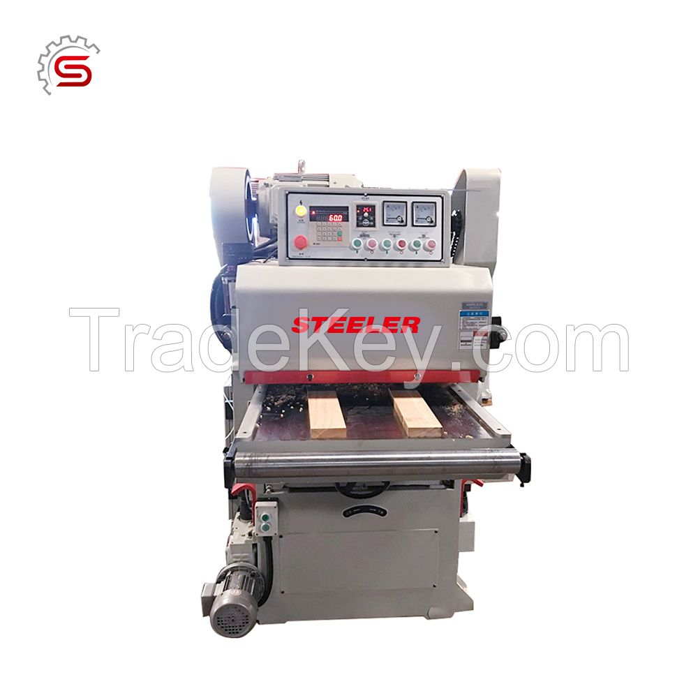MB204H Heavy duty double sides planer for workshop