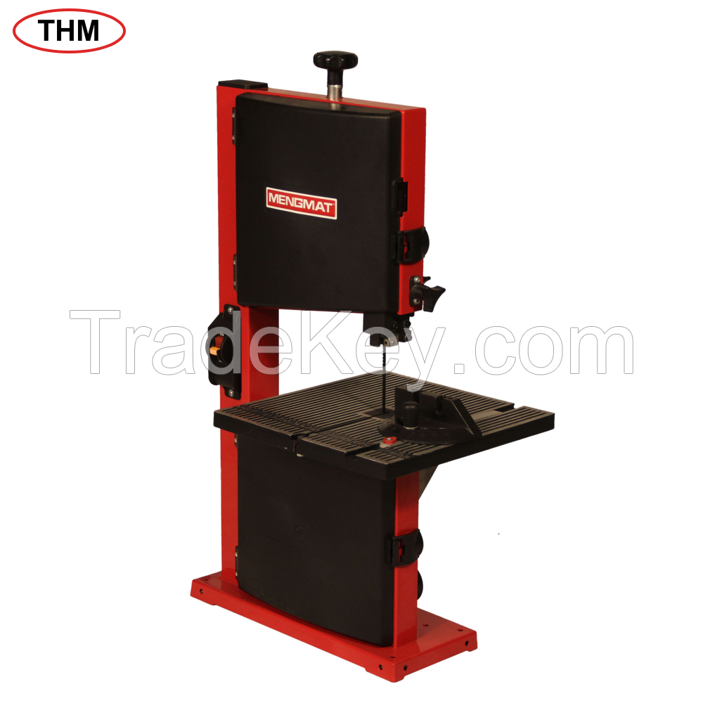 Automatic Table saw Wood Cutting Band Saw Machine