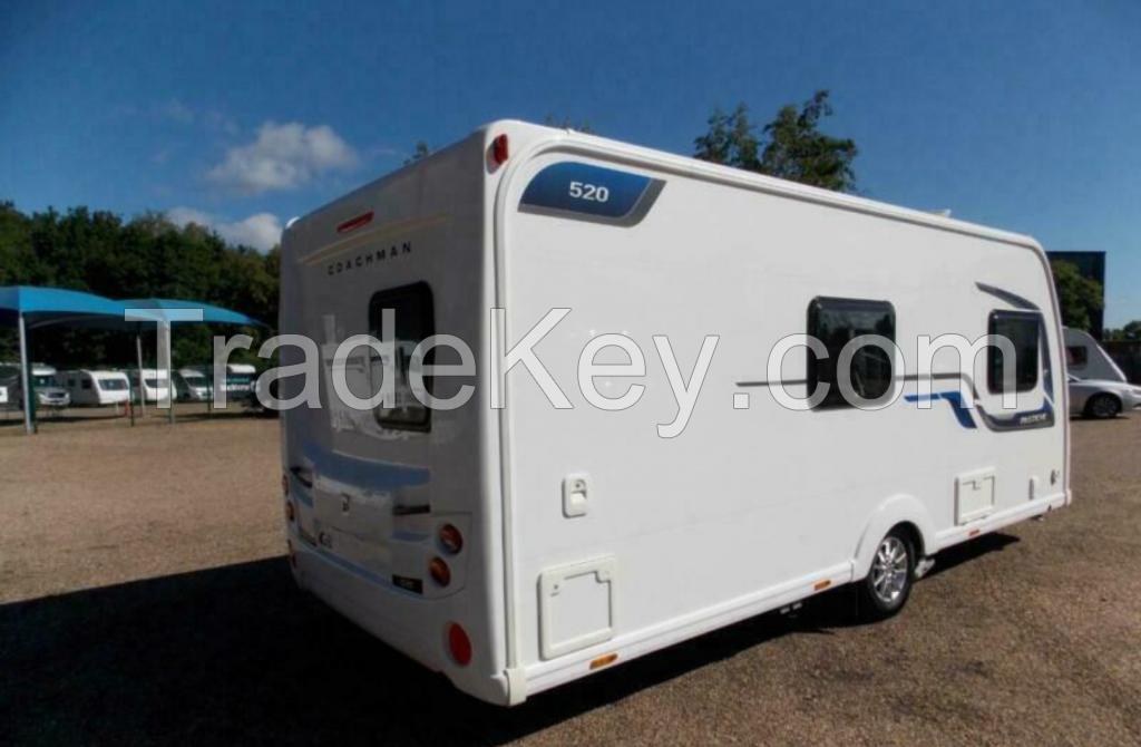 Coachman Pastiche 520 Caravan