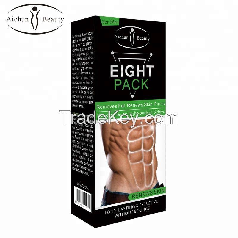 Aichun Beauty Best Magic Men Women Weight Loss Eight Pack Fat Burning Abdominal Muscles Belly Body Stomach Slimming Cream