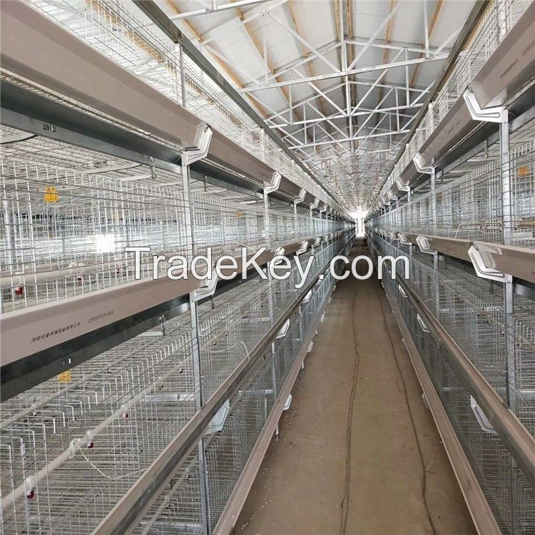 chicken animal cage,Cage automatic chicken, automatic battery cage system for chickens