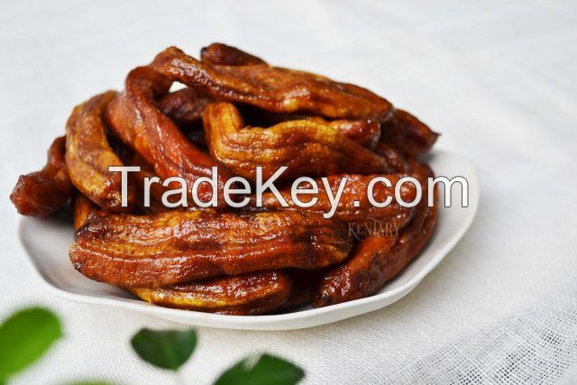 Natural Dried Bananas For Export From South Africa