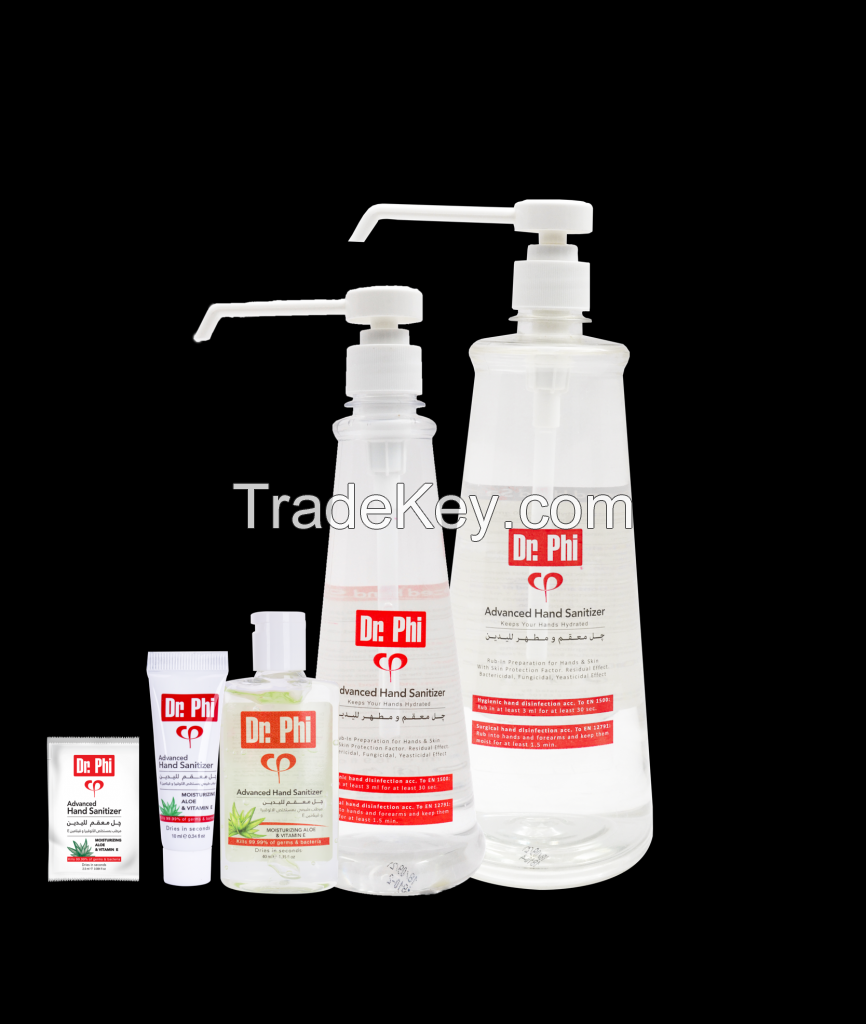 Dr. Phi Hand Sanitizer 70% Ethanol