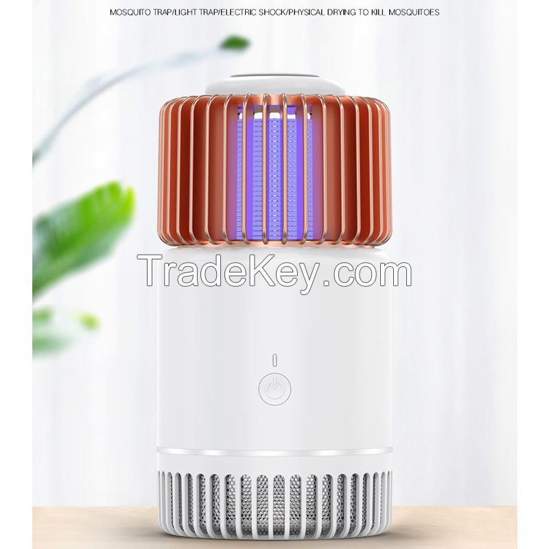 Mute High Effecient Physical Pet Mosquito Killers with electrics shock function