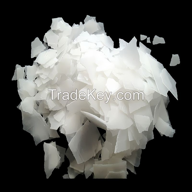 Caustic soda,Methylene chloride,Potassium hydroxide