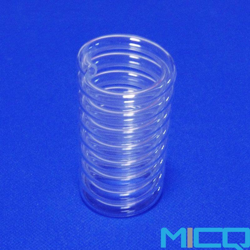 Laboratory Heat Resistence Fused Quartz Glass Tube