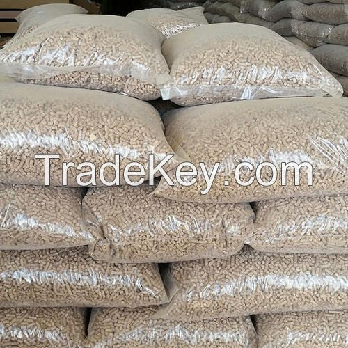 Wood Pellets DIN PLUS/ENplus-A1 Wood Pellets Free Delivery