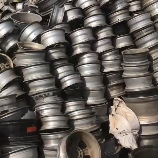 99% Aluminum Wheel Alloy Scrap For Sale