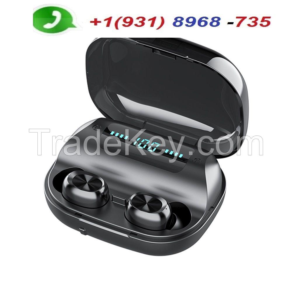Wireless Bluetooth Earbuds Hands-free Calling Sweatproof In-Ear Headset