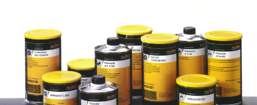 Grease (Base Oil, Thickener and selected additives)