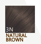 Letmimo One-Step Superb Hair Color(Natural Brown)
