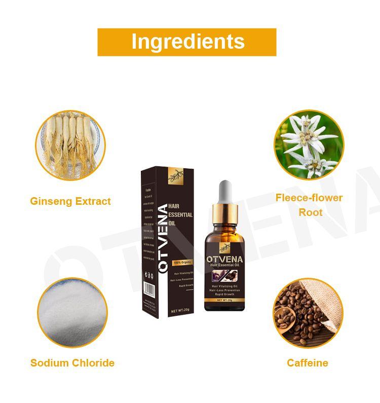 OTVENA  Hair Essental Oil    hair oil   hair growth oil   beard oil  root oil