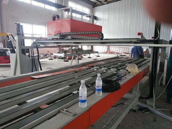 mgo board making machine magnesium oxide board production line