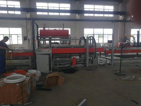 magnesium oxide board making machine