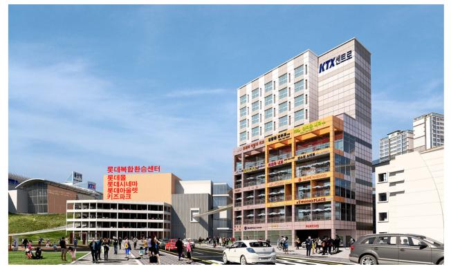 Korean Architectural Design - SHINHEUNG ENG