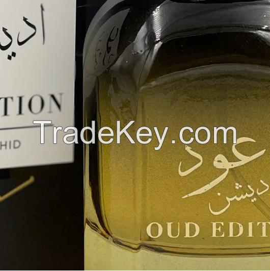 Oriental Perfume - OUD Edition