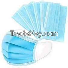 Face Masks 1st layer: 20gsm PP non-woven