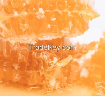 Healthy organic golden royal 100% pure natural honey