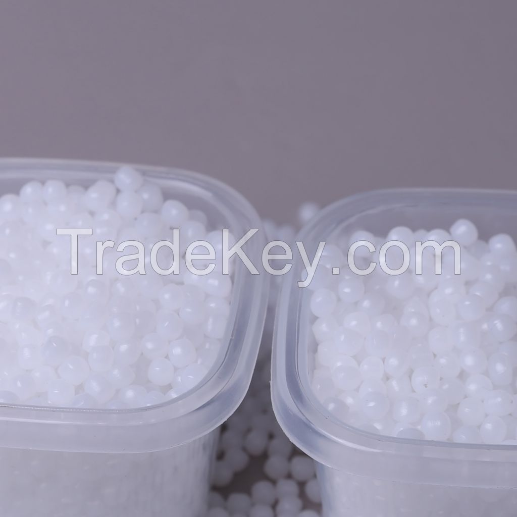 HDPE Resin LUTENE-H ME9180 Injection Molding Grade Plastic Raw Material With High Productivity and Good Appearance