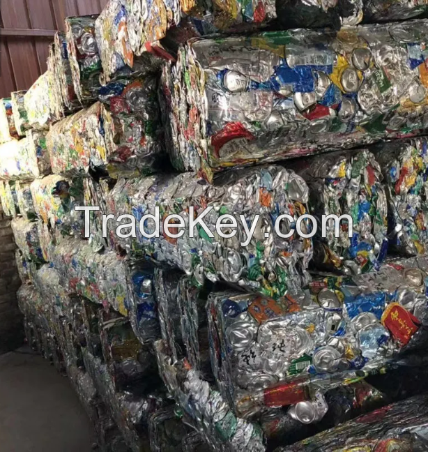 Aluminum cans scrap on sale with low prices