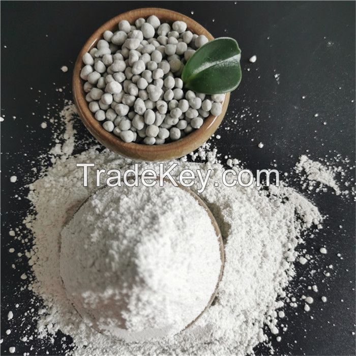DAP granular fertilizer (Used as agriculture fertilizer,P2O5:46%min N:18%min)