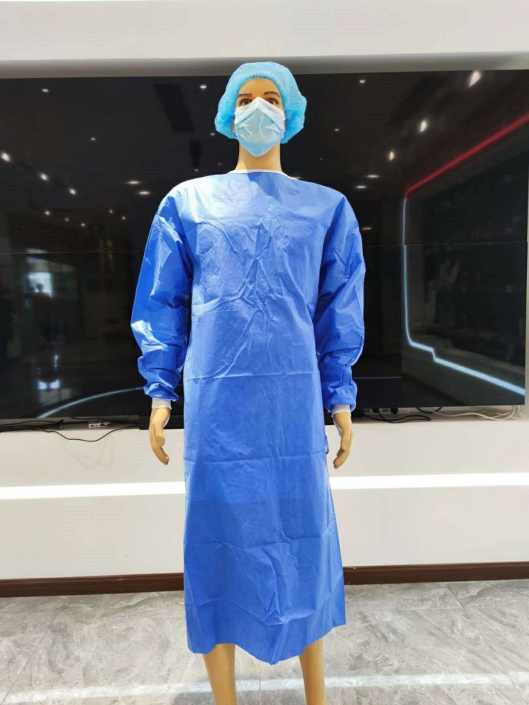 New Isolation Gown