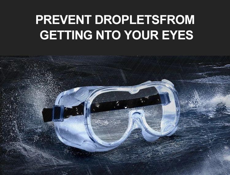 Medical Safety Glasses/Safety Protective/Safety Eyeglasses/ Prevent Du