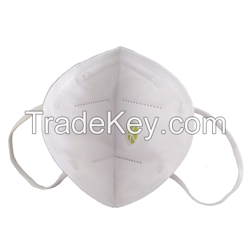 AN95 respirator mask 5 ply (valve, white) CE Certified Made in Vietnam KN95