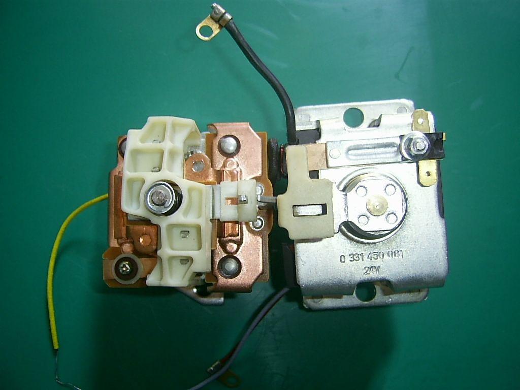 0331101006 0331450001 Solenoid Switch for Bosch Starter