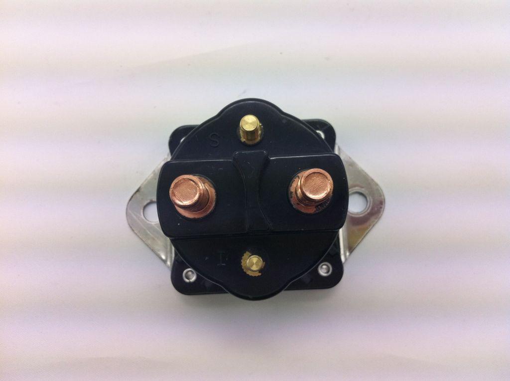 89-68258-A4 67-710 12V 4Terminal Auto Relay