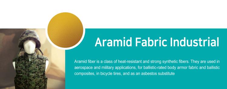Aramid Fabric Industrial