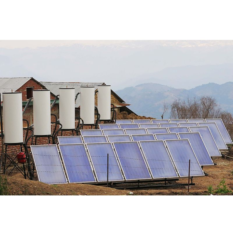Stainless steel Vertical Solar Water Storage Tank