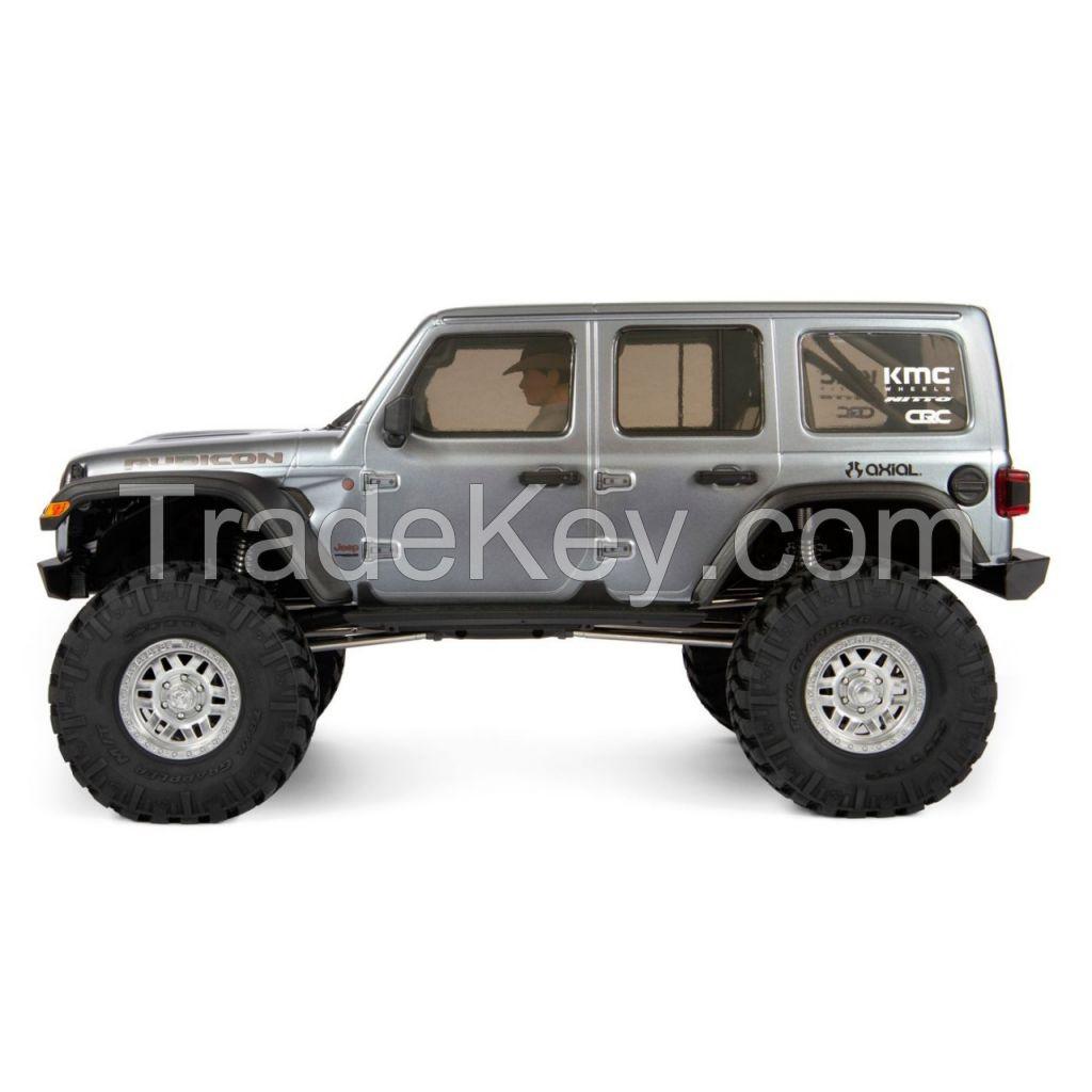Axial 1/10 SCX10 III Jeep JLU Wrangler with Portals 4WD Kit