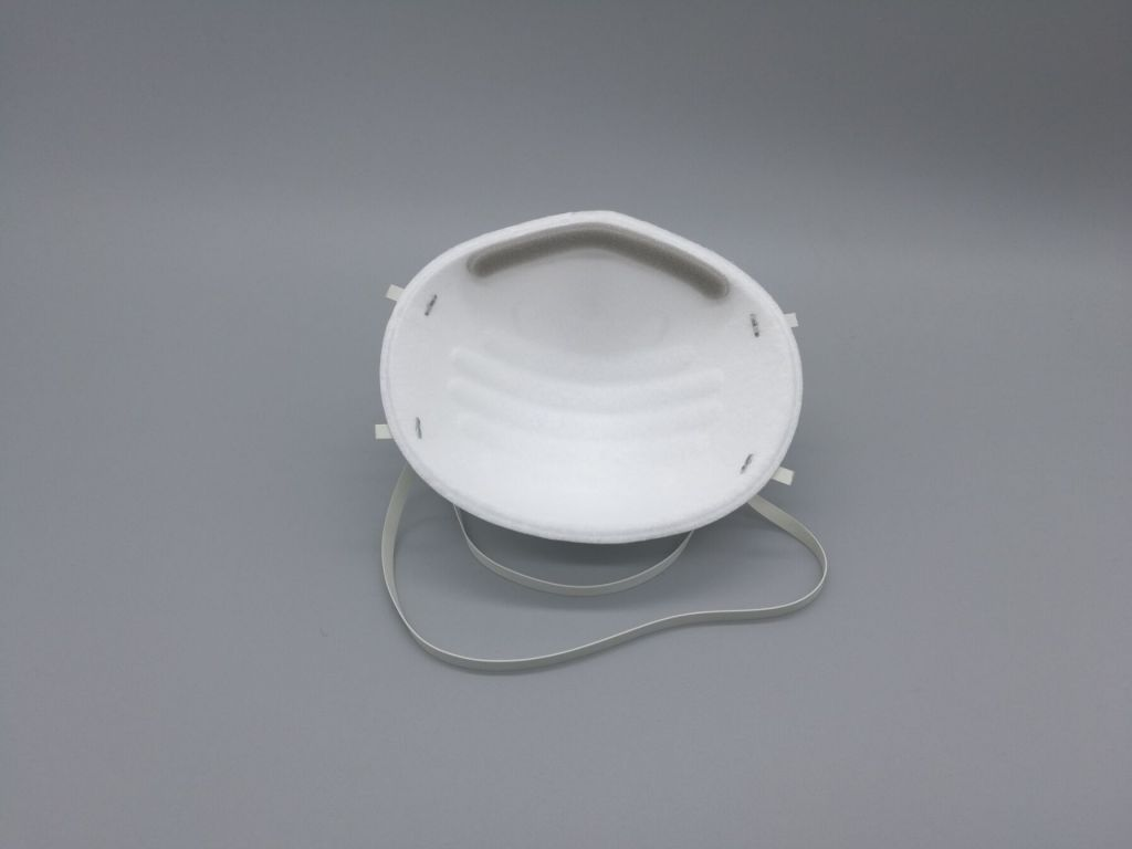 Cup Shape Disposable Earloop Nonwoven Dust N95 Face Mask