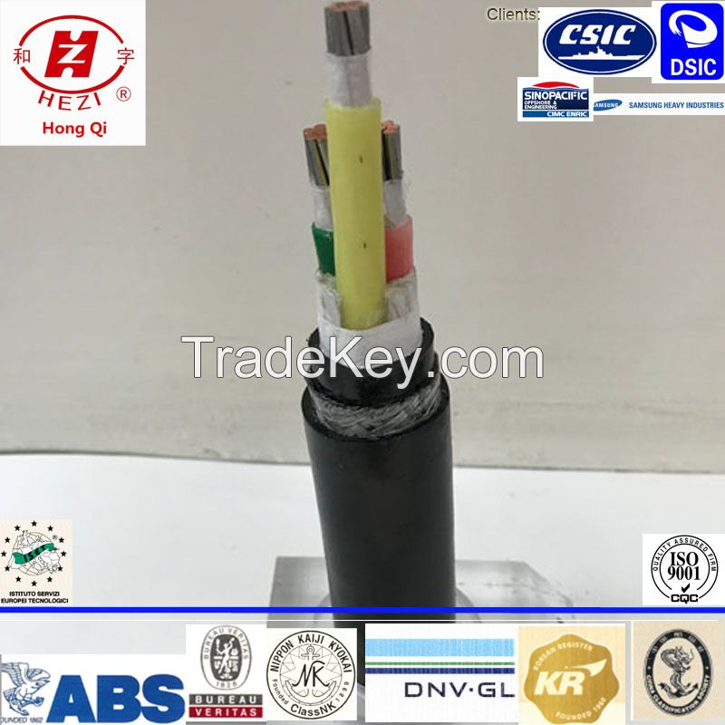 China Marine cable factory