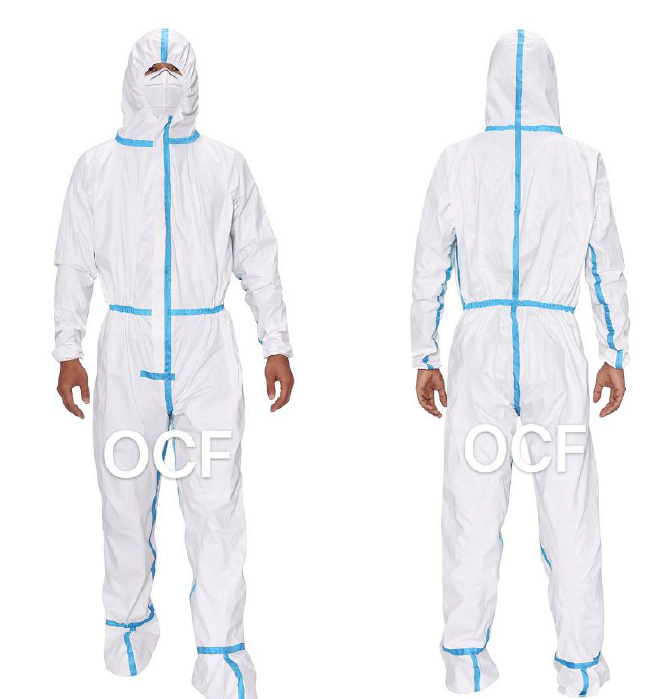 Protective Clothing Protective Coverall Protective Clothing Surgical Suit