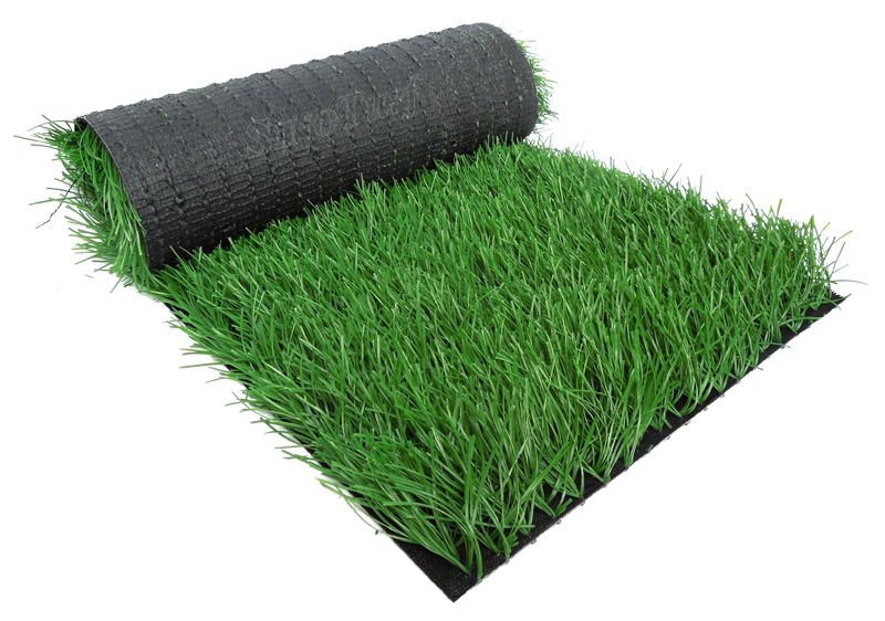 Artificial grass for soccer football court