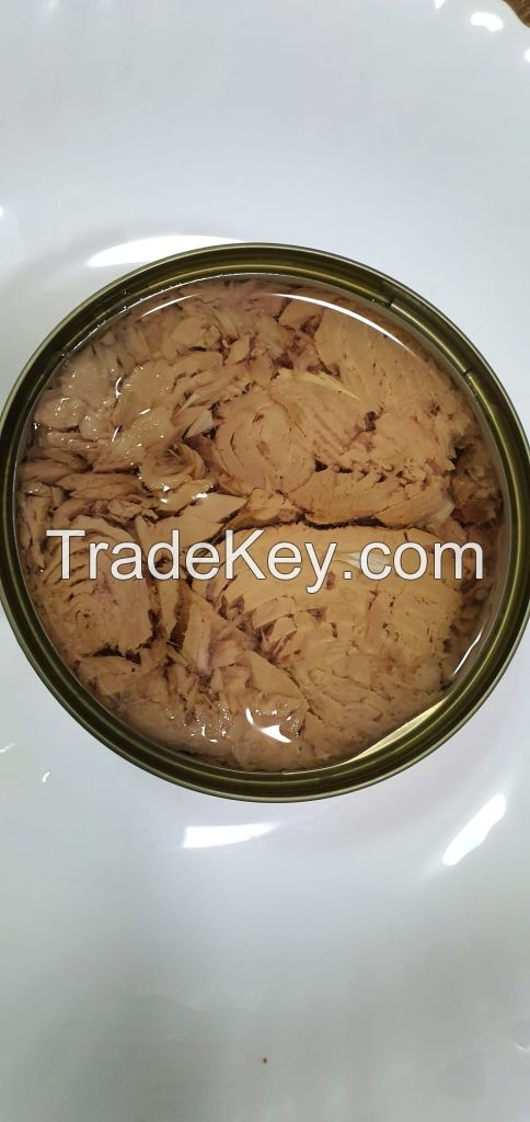 Wholesale of Canned Fish