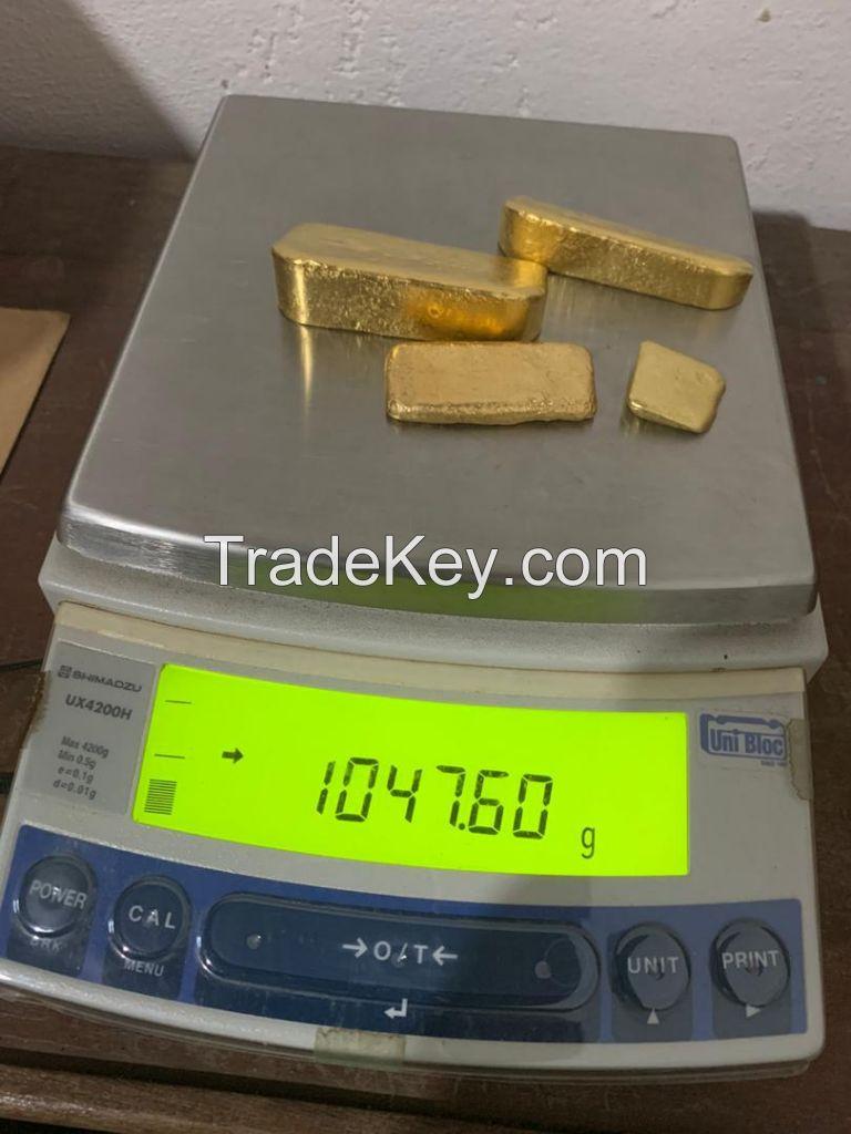 gold/gold ingots