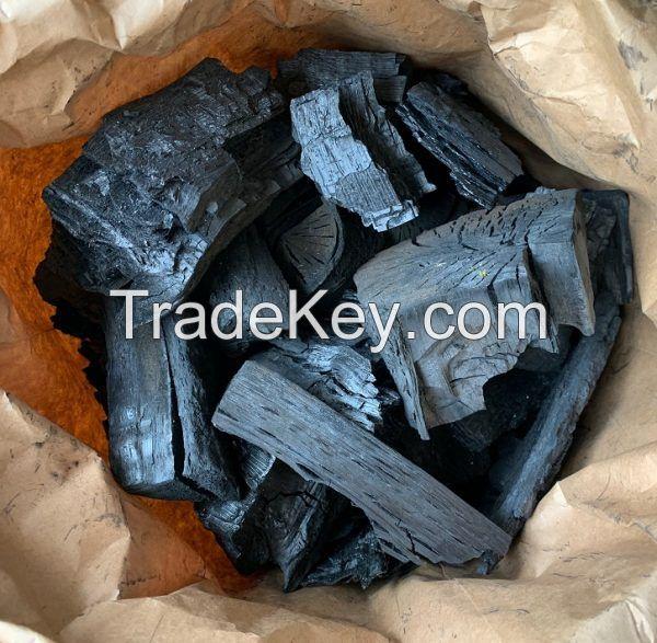 High quality Nature Wood White Oak Charcoal BBQ Charcoal