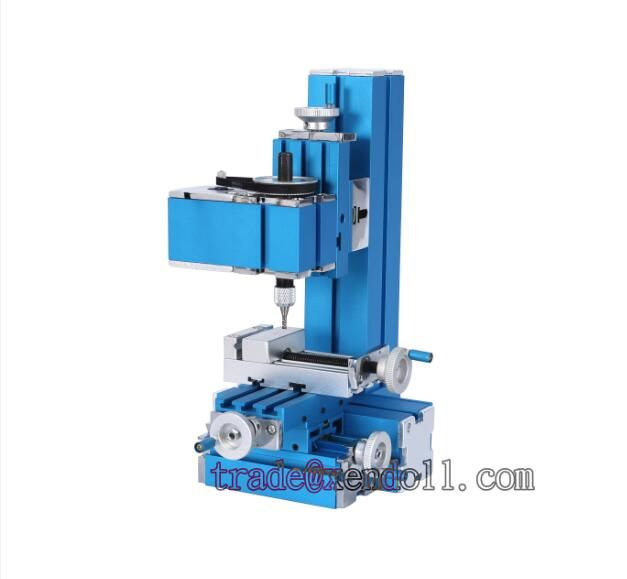 Xendoll Mini Milling Drilling Kid Use DIY Machine