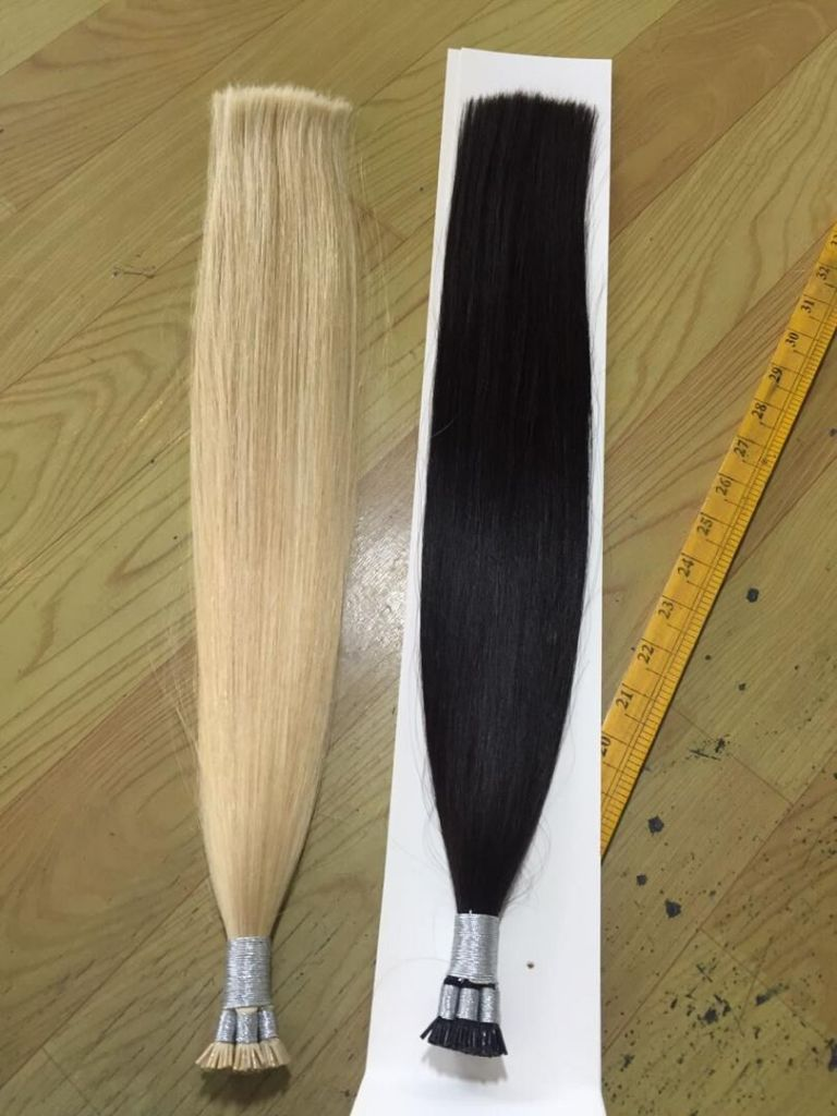 Soomay Hair Factory Cuticle Aligned Remy Brazilian Hair Pre-bonded tip hair